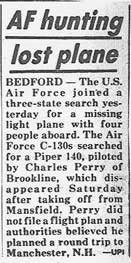 Air Force News Clipping